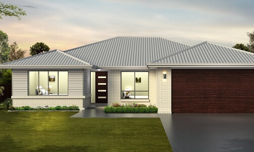 4 Bedroom House Plans and Design